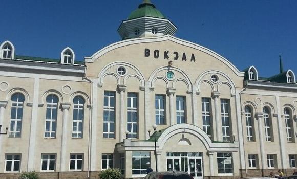 ЖД Вокзал ЖД вокзал Агрыз-1